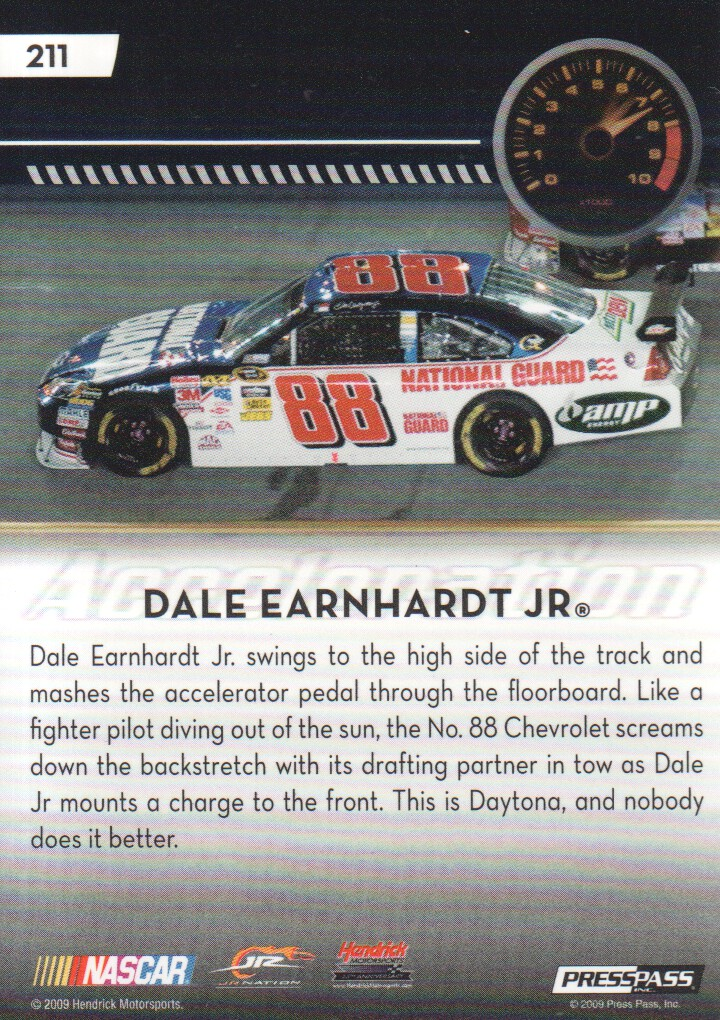 2009-Press-Pass-Parallels-NASCAR-Racing-Cards-Pick-From-List thumbnail 223