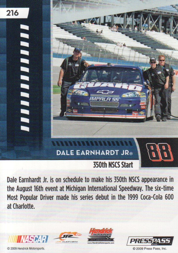 2009-Press-Pass-Parallels-NASCAR-Racing-Cards-Pick-From-List thumbnail 229