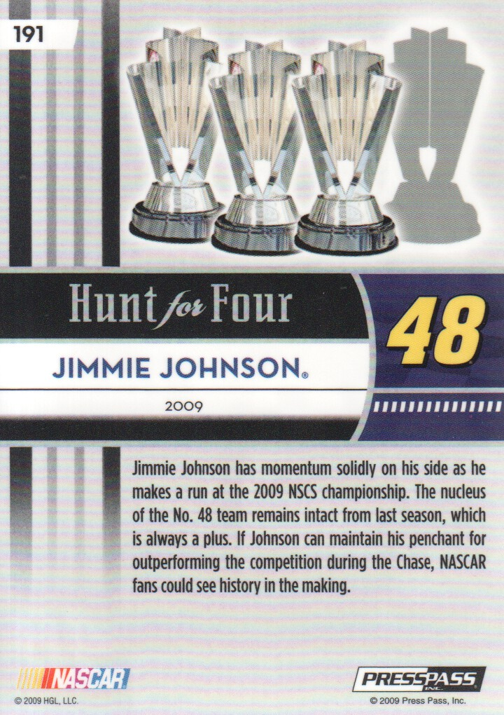 2009-Press-Pass-Parallels-NASCAR-Racing-Cards-Pick-From-List thumbnail 245