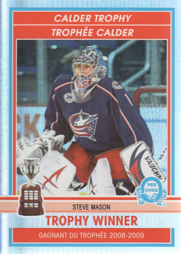 2009-10 O-Pee-Chee Trophy Winners #TW9 Steve Mason