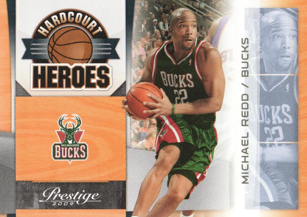 2009-10 Prestige Hardcourt Heroes #12 Michael Redd
