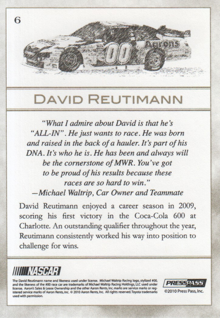 2010-Press-Pass-Eclipse-Parallels-NASCAR-Racing-Cards-Pick-From-List thumbnail 5