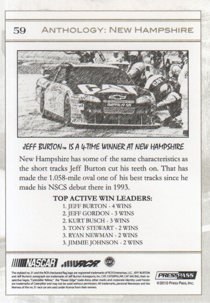 2010-Press-Pass-Eclipse-Parallels-NASCAR-Racing-Cards-Pick-From-List thumbnail 13