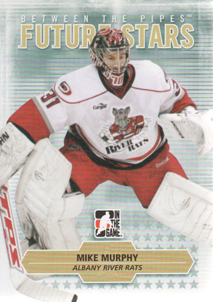 2009-10 Between The Pipes #26 Mike Murphy
