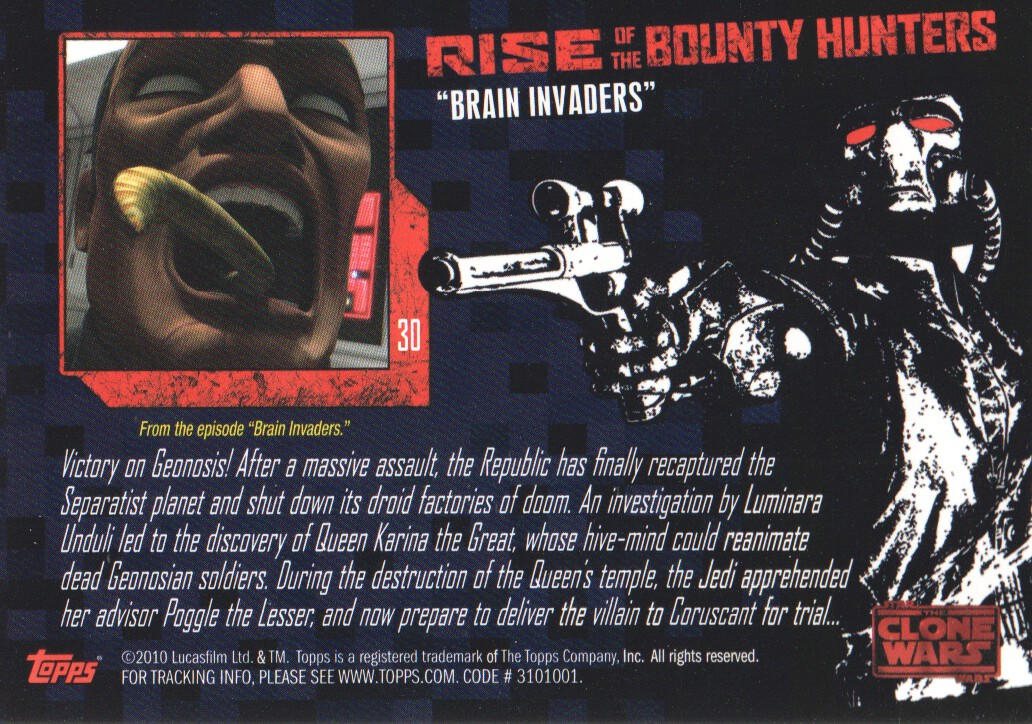2010-Star-Wars-The-Clone-Wars-Rise-of-the-Bounty-Hunters-Cards-Pick-From-List miniature 61
