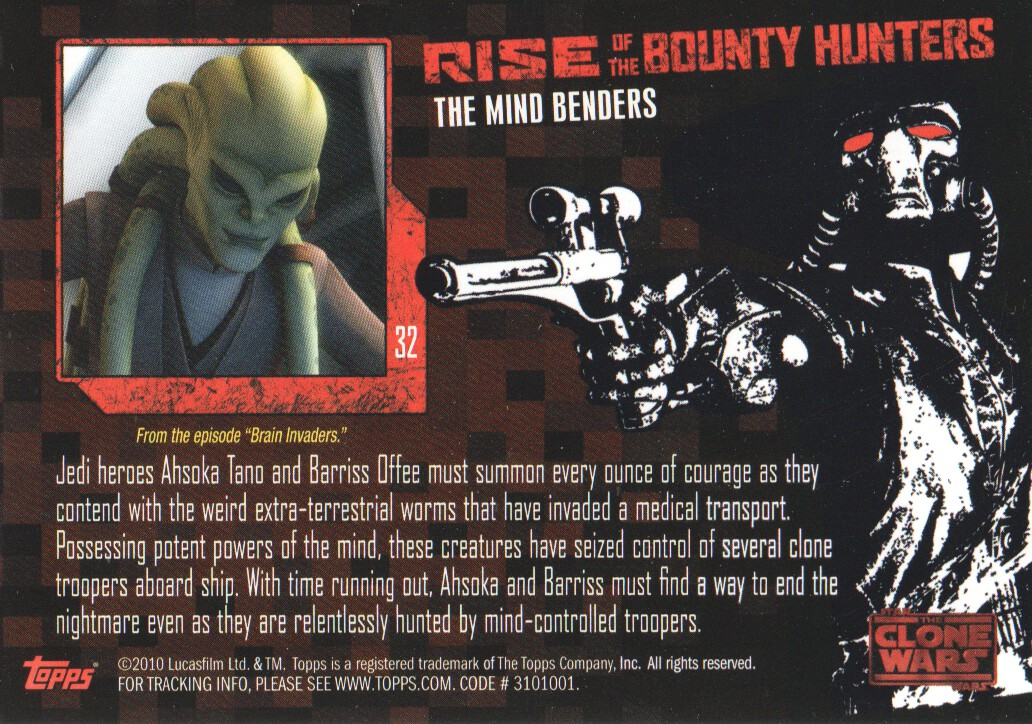 2010-Star-Wars-The-Clone-Wars-Rise-of-the-Bounty-Hunters-Cards-Pick-From-List miniature 65
