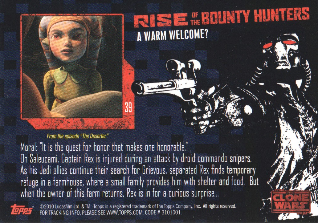 2010-Star-Wars-The-Clone-Wars-Rise-of-the-Bounty-Hunters-Cards-Pick-From-List miniature 79