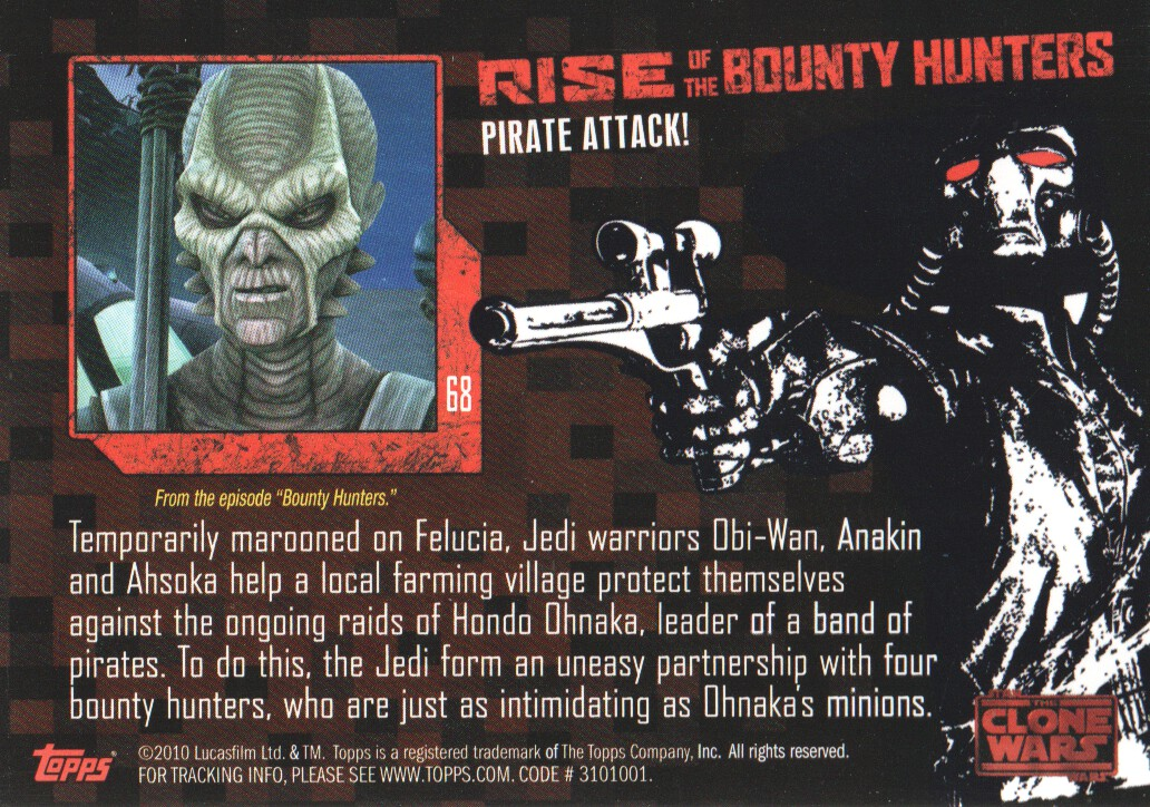 2010-Star-Wars-The-Clone-Wars-Rise-of-the-Bounty-Hunters-Cards-Pick-From-List miniature 135