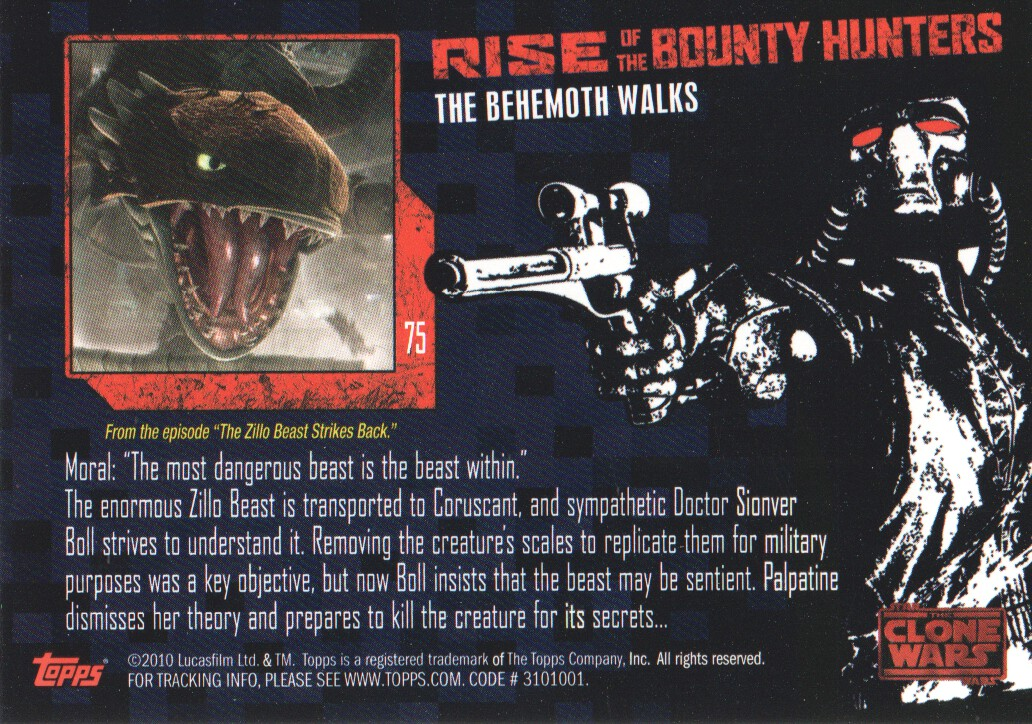2010-Star-Wars-The-Clone-Wars-Rise-of-the-Bounty-Hunters-Cards-Pick-From-List miniature 149