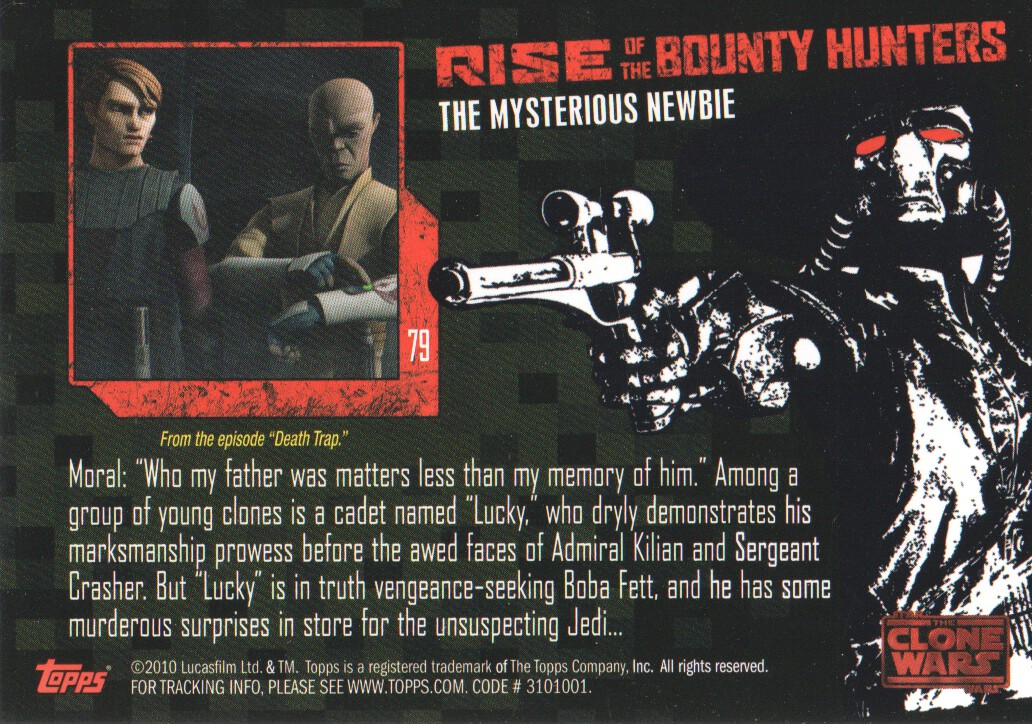 2010-Star-Wars-The-Clone-Wars-Rise-of-the-Bounty-Hunters-Cards-Pick-From-List miniature 157
