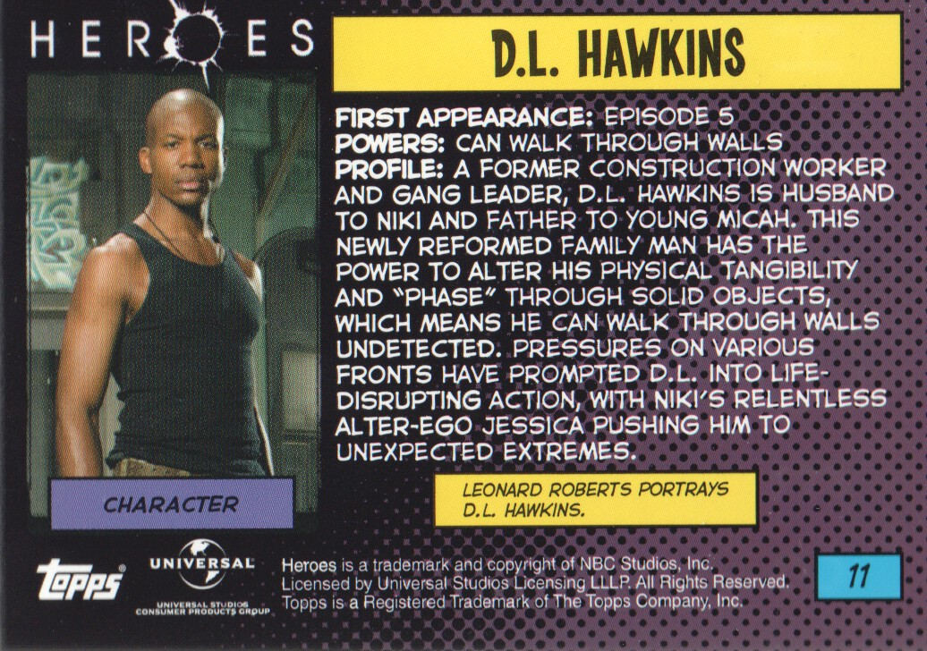 2008-Topps-Heroes-Series-1-Trading-Cards-Pick-From-List miniature 23