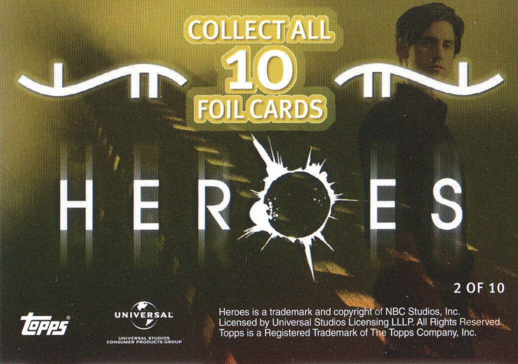 2008-Topps-Heroes-Series-1-Trading-Cards-Pick-From-List miniature 171