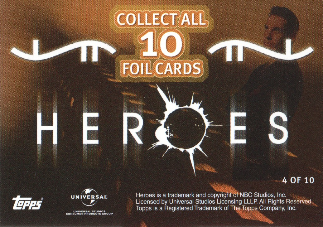 2008-Topps-Heroes-Series-1-Trading-Cards-Pick-From-List miniature 175