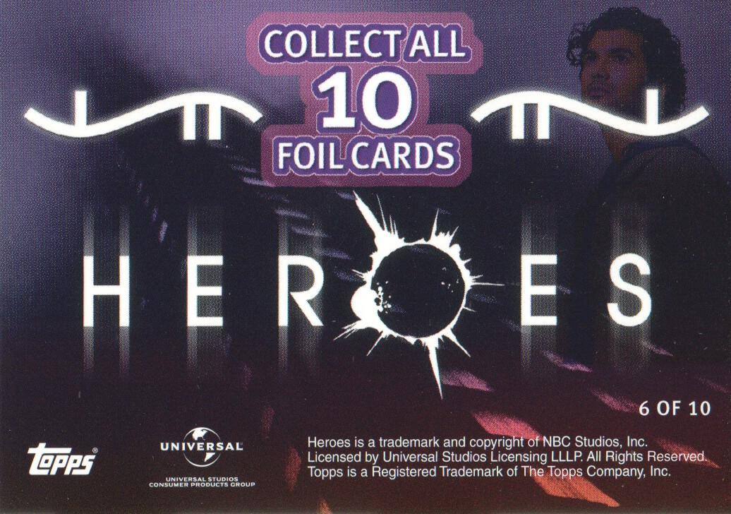 2008-Topps-Heroes-Series-1-Trading-Cards-Pick-From-List miniature 177