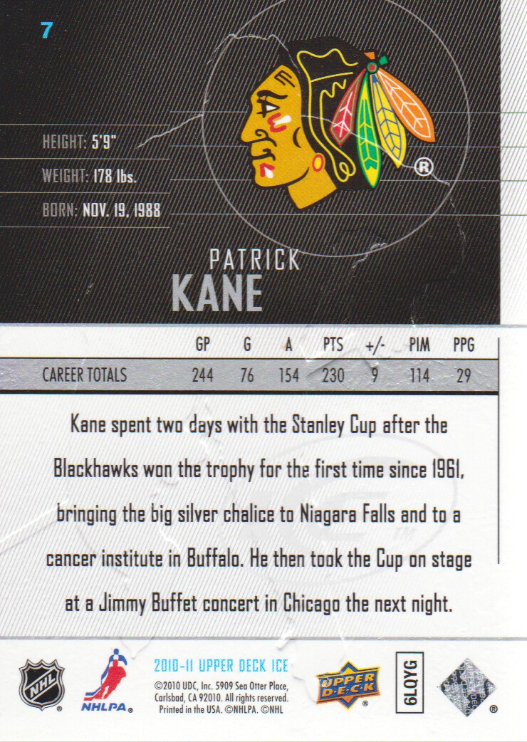 2010-11-Upper-Deck-Ice-Hockey-Cards-Pick-From-List thumbnail 15