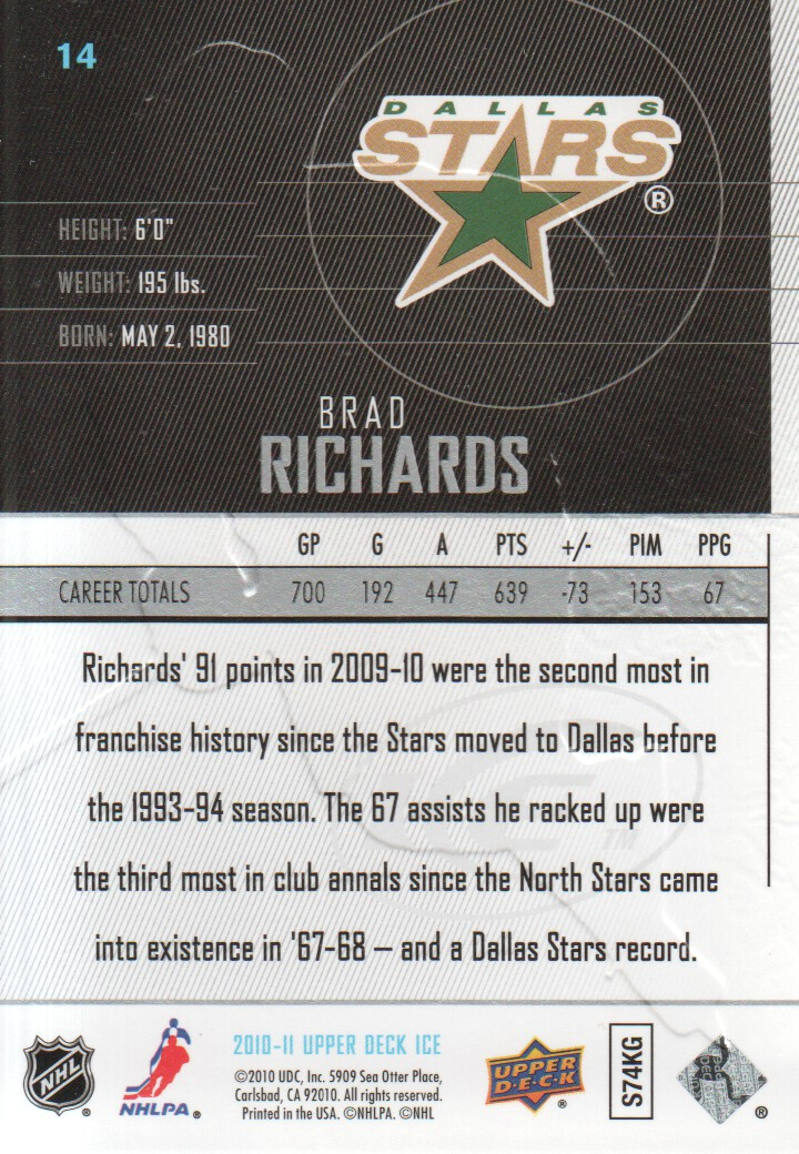 2010-11-Upper-Deck-Ice-Hockey-Cards-Pick-From-List thumbnail 29