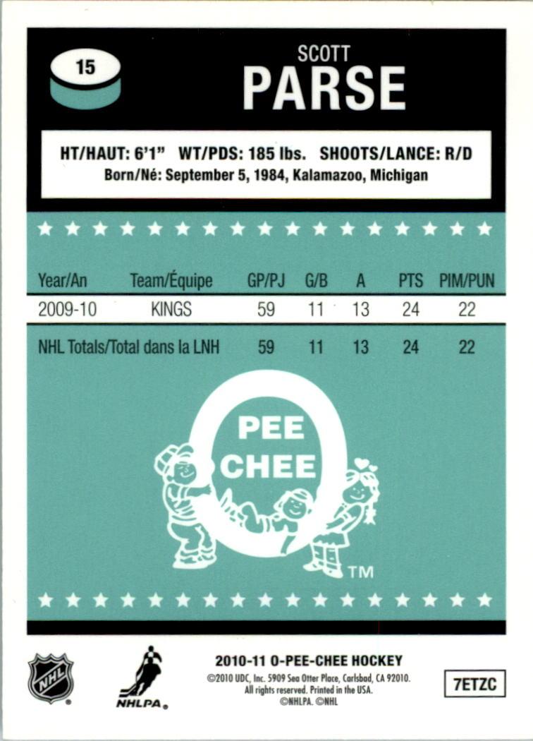 2010-11-O-Pee-Chee-Retro-Rainbow-Hockey-Card-Pick miniature 11