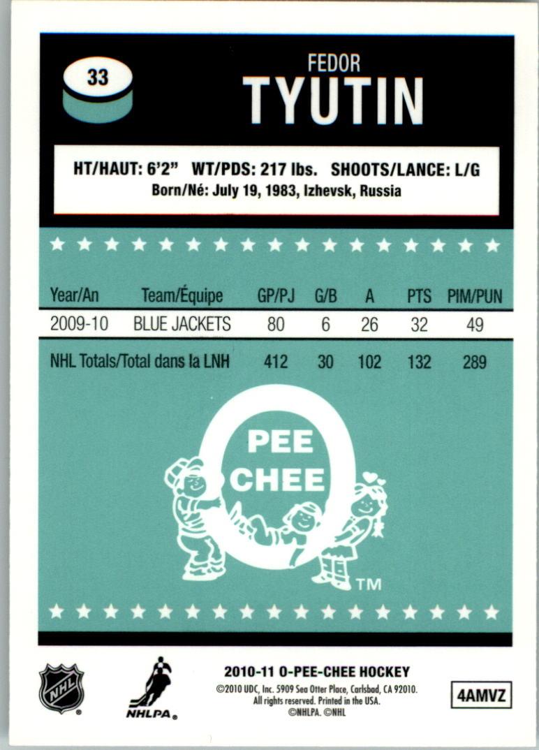 2010-11-O-Pee-Chee-Retro-Rainbow-Hockey-Card-Pick miniature 15