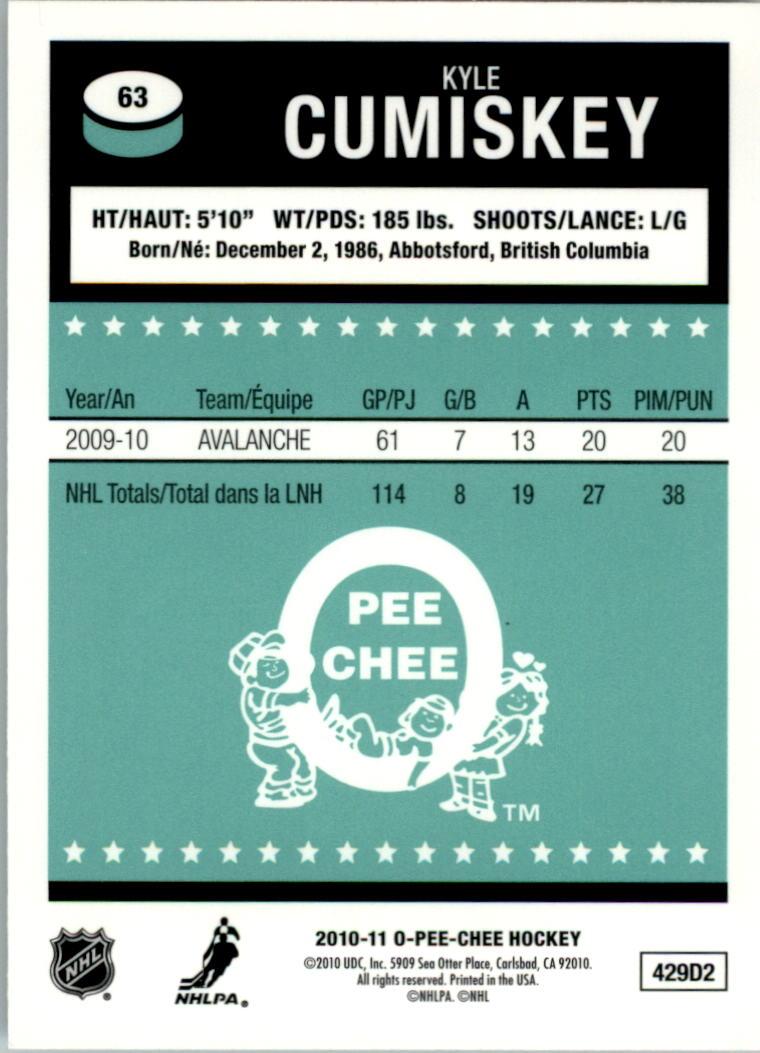 2010-11-O-Pee-Chee-Retro-Rainbow-Hockey-Card-Pick miniature 23