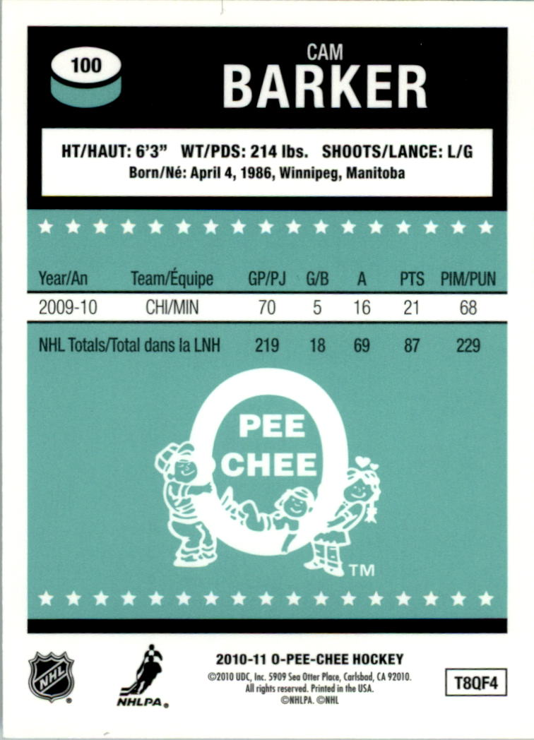 2010-11-O-Pee-Chee-Retro-Rainbow-Hockey-Card-Pick miniature 35