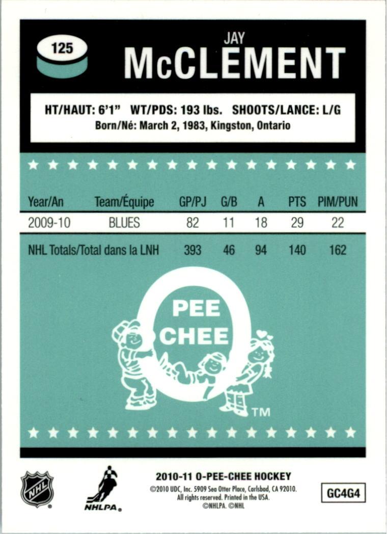 2010-11-O-Pee-Chee-Retro-Rainbow-Hockey-Card-Pick miniature 59