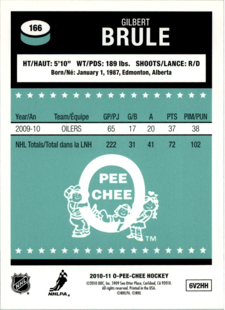 2010-11-O-Pee-Chee-Retro-Rainbow-Hockey-Card-Pick miniature 71