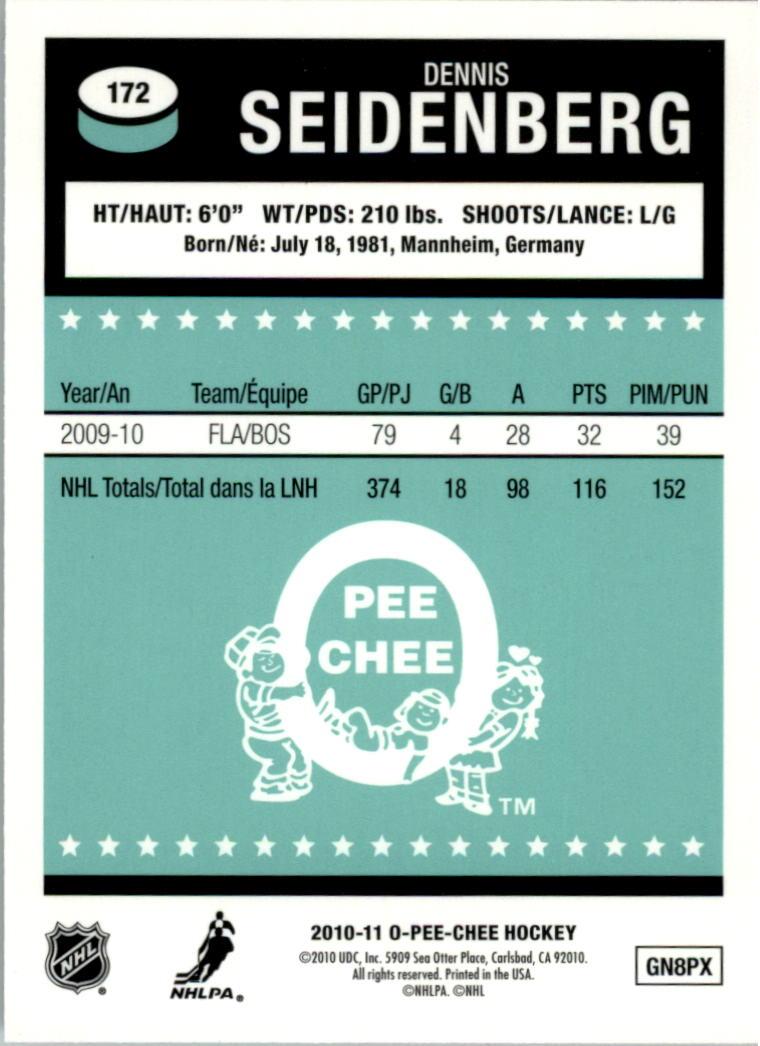 2010-11-O-Pee-Chee-Retro-Rainbow-Hockey-Card-Pick miniature 73