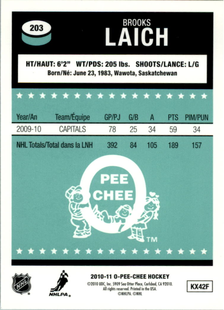2010-11-O-Pee-Chee-Retro-Rainbow-Hockey-Card-Pick miniature 87