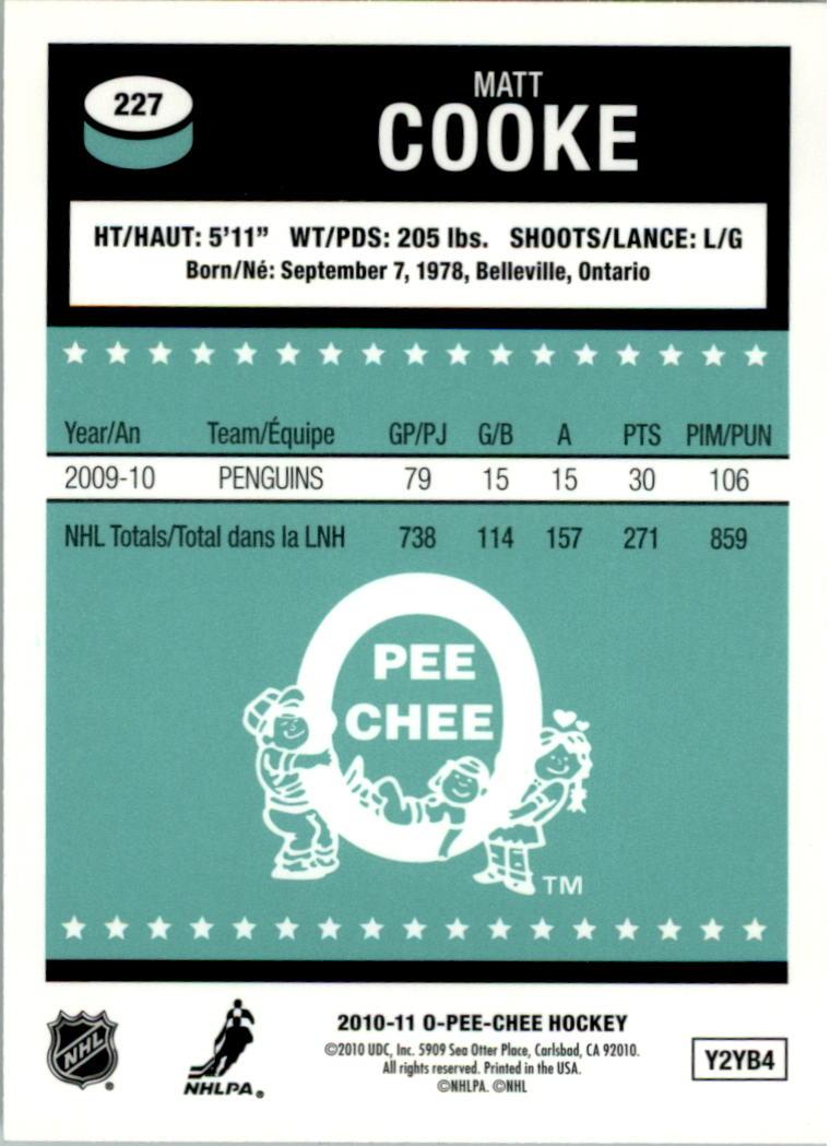 2010-11-O-Pee-Chee-Retro-Rainbow-Hockey-Card-Pick miniature 95