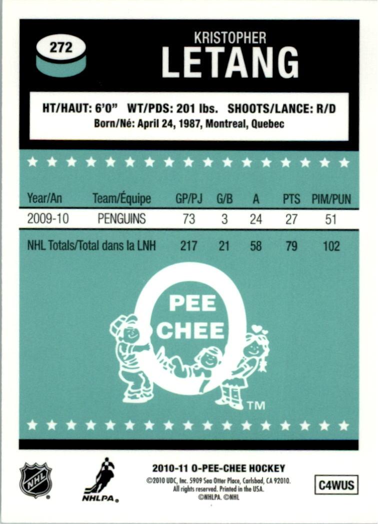 2010-11-O-Pee-Chee-Retro-Rainbow-Hockey-Card-Pick miniature 109