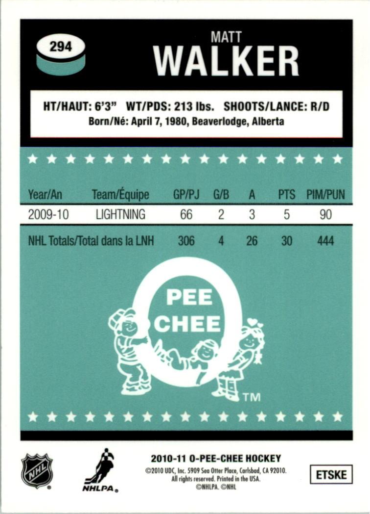 2010-11-O-Pee-Chee-Retro-Rainbow-Hockey-Card-Pick miniature 121