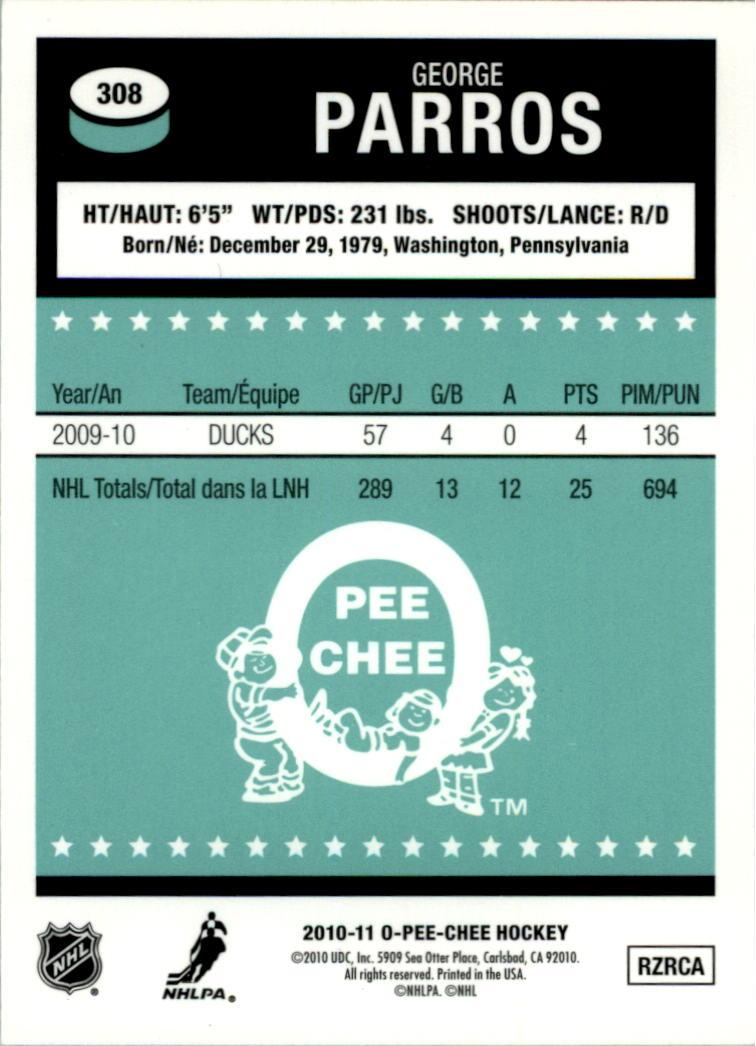 2010-11-O-Pee-Chee-Retro-Rainbow-Hockey-Card-Pick miniature 131