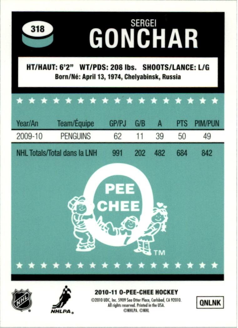 2010-11-O-Pee-Chee-Retro-Rainbow-Hockey-Card-Pick miniature 136