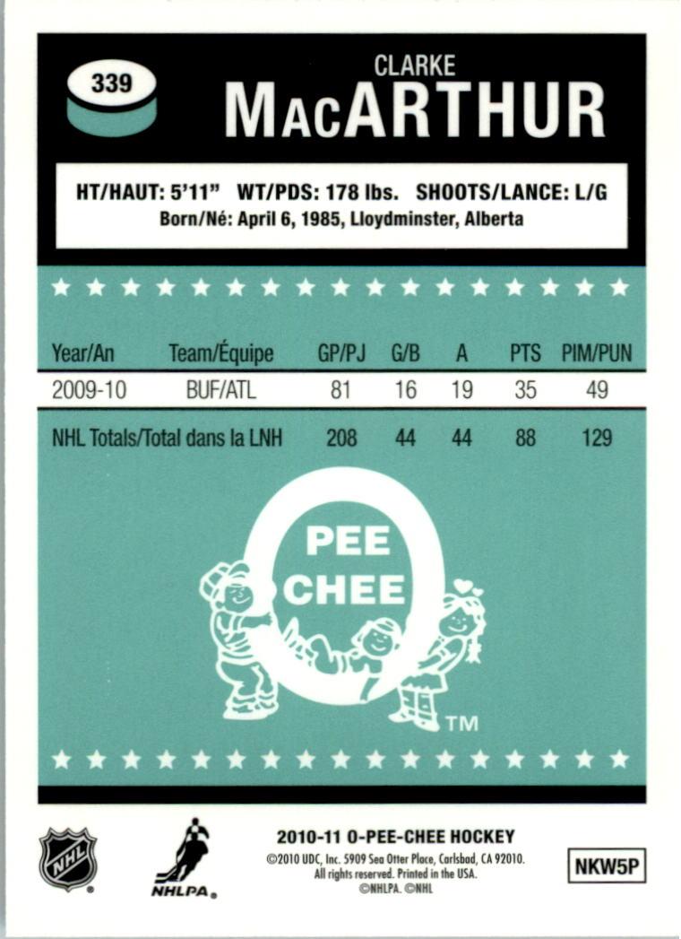 2010-11-O-Pee-Chee-Retro-Rainbow-Hockey-Card-Pick miniature 150