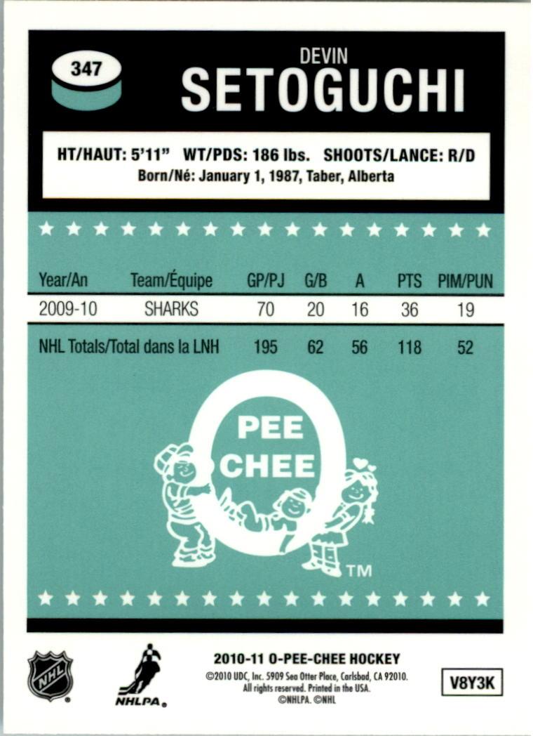 2010-11-O-Pee-Chee-Retro-Rainbow-Hockey-Card-Pick miniature 158
