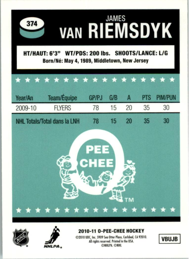 2010-11-O-Pee-Chee-Retro-Rainbow-Hockey-Card-Pick miniature 164