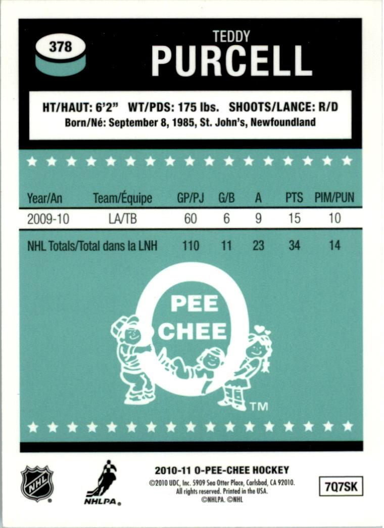 2010-11-O-Pee-Chee-Retro-Rainbow-Hockey-Card-Pick miniature 166