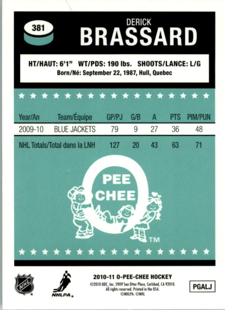2010-11-O-Pee-Chee-Retro-Rainbow-Hockey-Card-Pick miniature 170