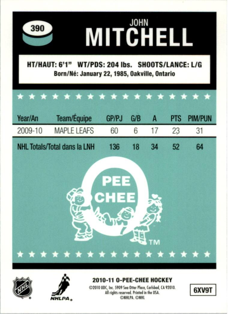 2010-11-O-Pee-Chee-Retro-Rainbow-Hockey-Card-Pick miniature 174