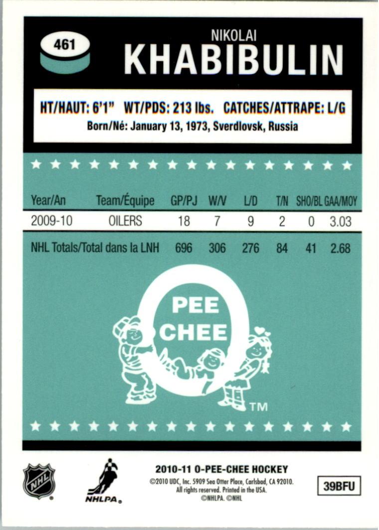 2010-11-O-Pee-Chee-Retro-Rainbow-Hockey-Card-Pick miniature 200