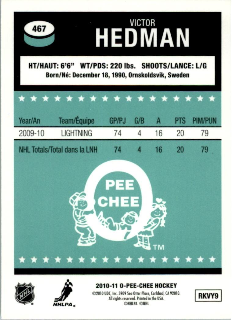 2010-11-O-Pee-Chee-Retro-Rainbow-Hockey-Card-Pick miniature 204