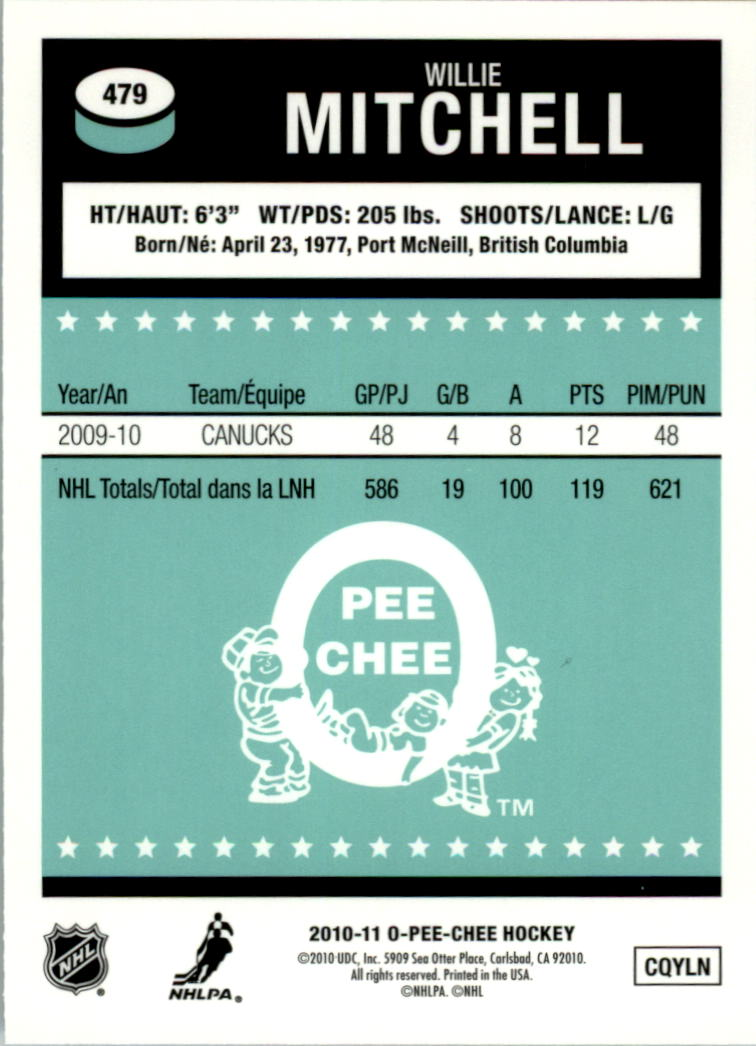2010-11-O-Pee-Chee-Retro-Rainbow-Hockey-Card-Pick miniature 206