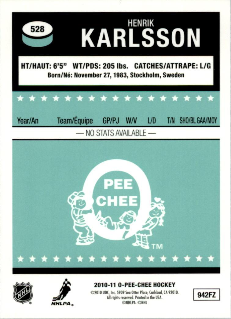 2010-11-O-Pee-Chee-Retro-Rainbow-Hockey-Card-Pick miniature 224