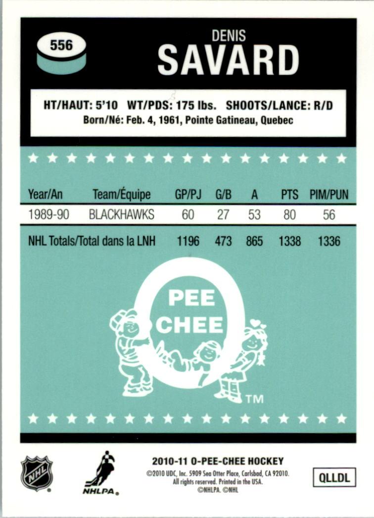 2010-11-O-Pee-Chee-Retro-Rainbow-Hockey-Card-Pick miniature 238