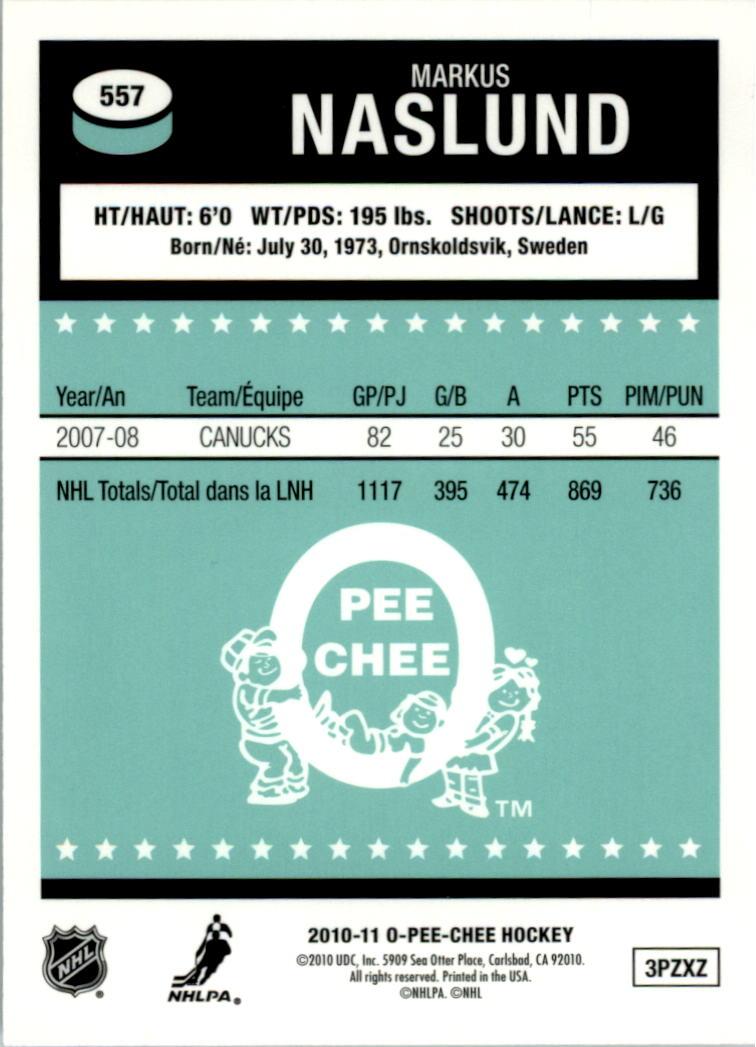 2010-11-O-Pee-Chee-Retro-Rainbow-Hockey-Card-Pick miniature 240