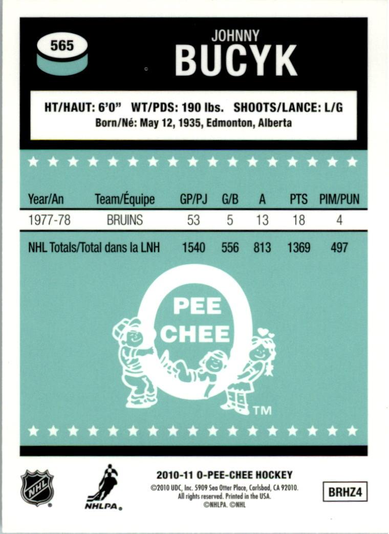 2010-11-O-Pee-Chee-Retro-Rainbow-Hockey-Card-Pick miniature 242