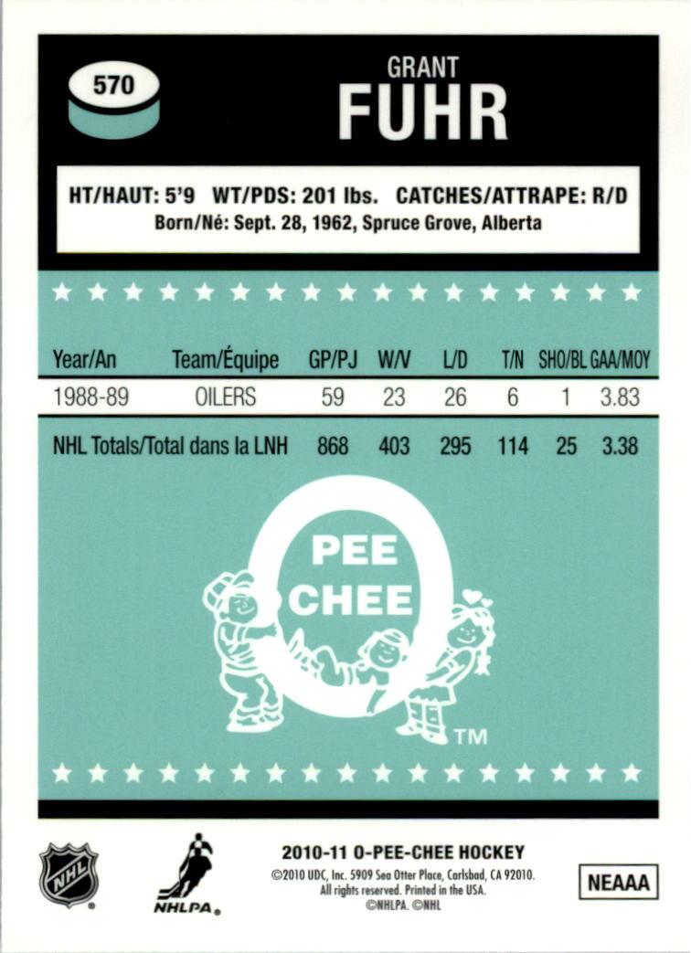2010-11-O-Pee-Chee-Retro-Rainbow-Hockey-Card-Pick miniature 244