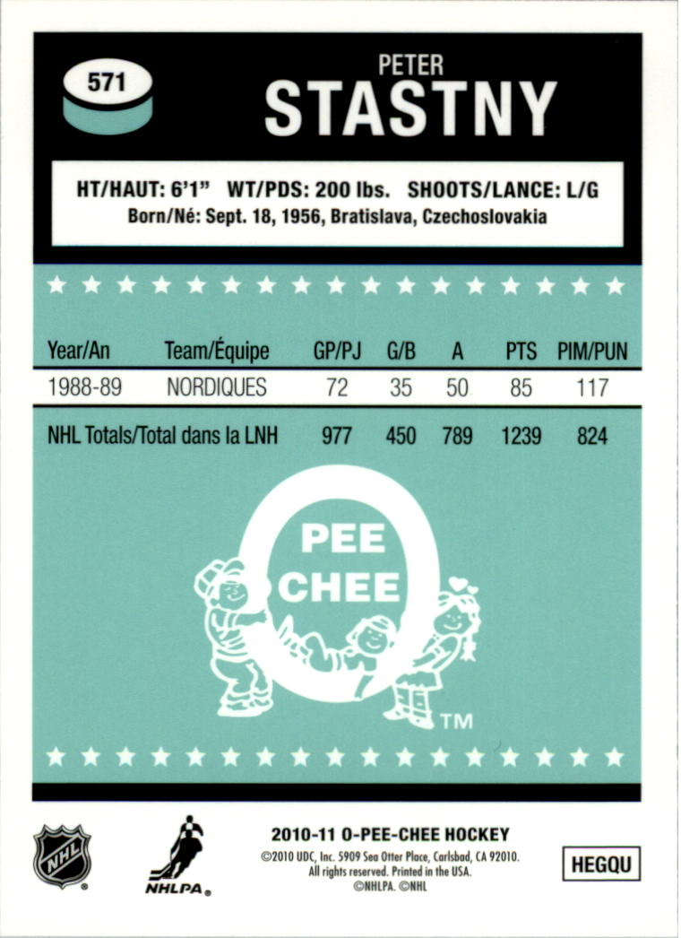 2010-11-O-Pee-Chee-Retro-Rainbow-Hockey-Card-Pick miniature 246