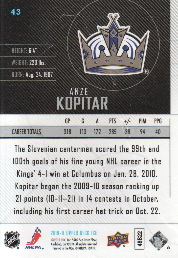 2010-11-Upper-Deck-Ice-Hockey-Cards-Pick-From-List thumbnail 79