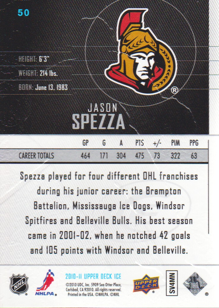 2010-11-Upper-Deck-Ice-Hockey-Cards-Pick-From-List thumbnail 91